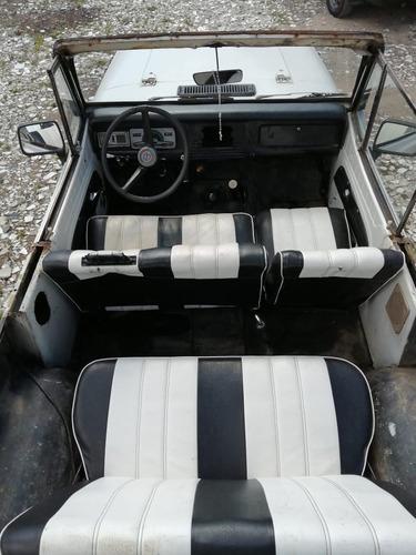 jeep comando americano v6
