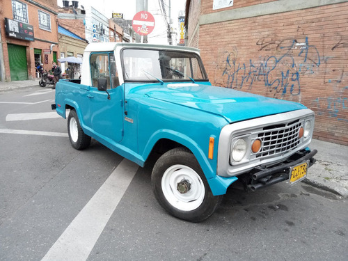 jeep comando camioneta,