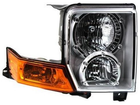jeep commander 2006 - 2010 faro derecho delantero nuevo!!!