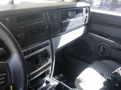 jeep commander 2006 4.7 base 4x2 autostik