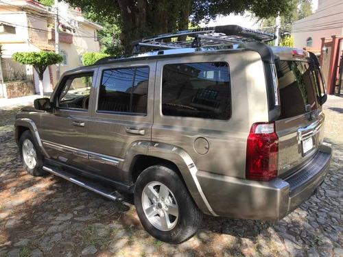 jeep commander 2006 5.7 limited premium 4x2 mt