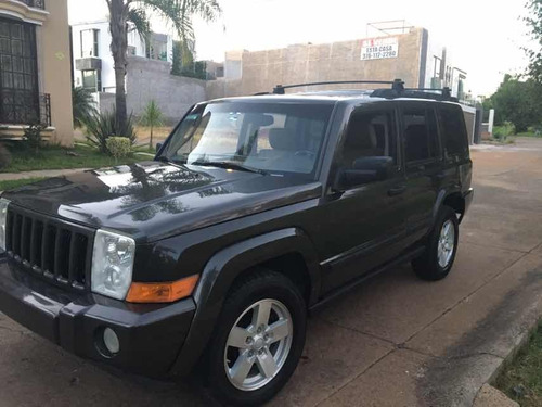 jeep commander 3.7 base 4x2