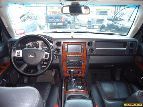 jeep commander 4x4