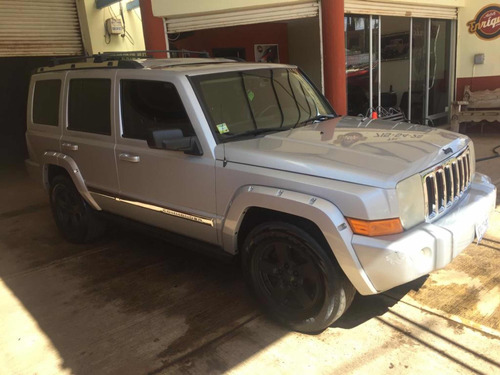 jeep commander 5.7 limited premium 4x4 mt 2006