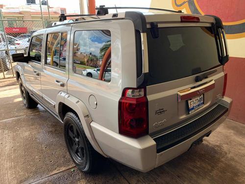 jeep commander 5.7 limited premium 4x4 mt 2006