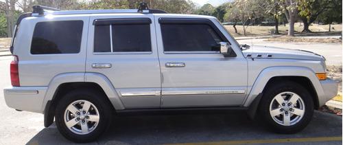 jeep commander hemi 5.7 lts awd, 2008, limited 4x4