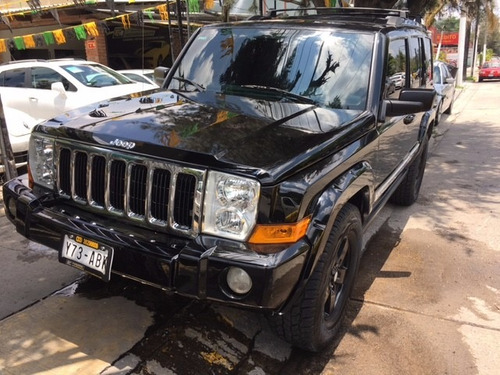jeep commander impecable 1 dueño