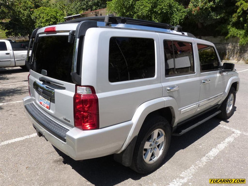 jeep commander limited - automatico