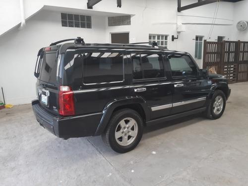 jeep commander limited premium 2006 blindaje nivel 3