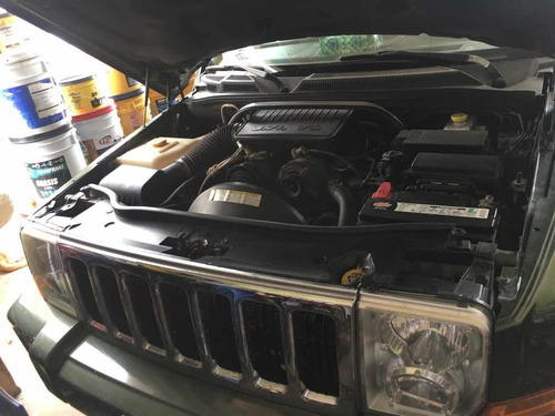 jeep commander motor 6 cilindro 4x4