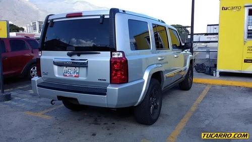 jeep commander secuecial