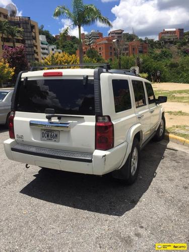 jeep commander sport wagon 4x4 automatica
