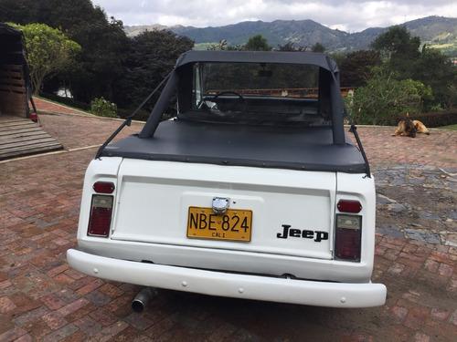 jeep commando v8 1974