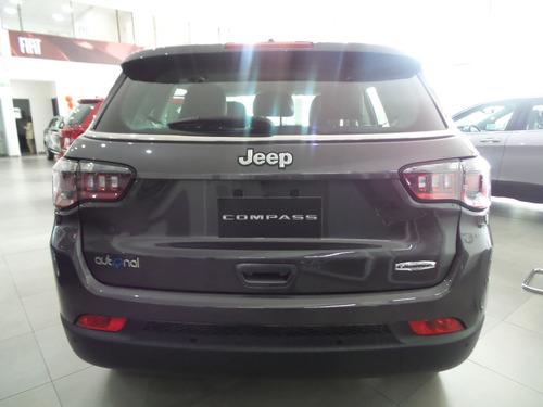 jeep compas longitud automática 2019