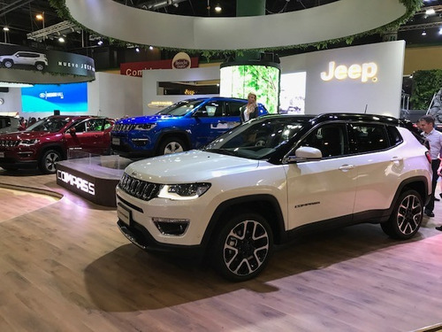 jeep compass 0km 2017 longitude 4x4