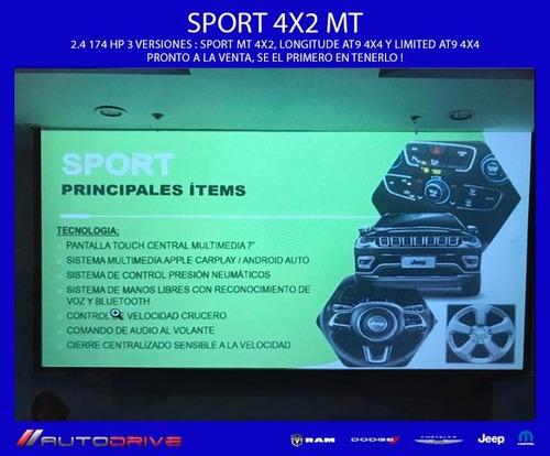 jeep compass 0km 2018 longitude plus 4x4