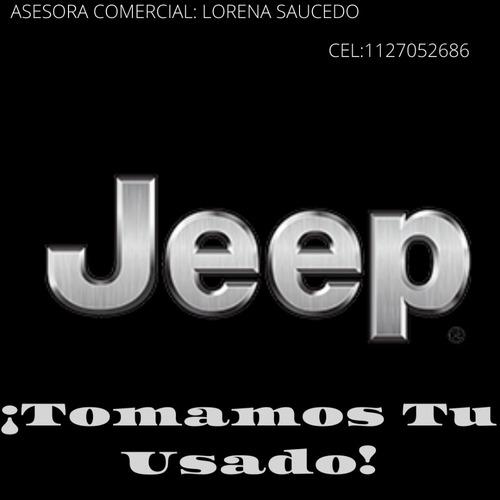 jeep compass 0km my20 $872.790 o  tomamos tu usado l