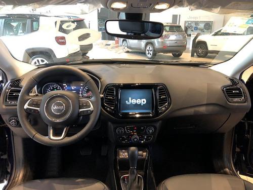 jeep compass 18/19  2.0 limited flex aut. 5p