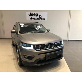 Jeep Compass 18/19 2.0 Longitude Flex Aut. 5p