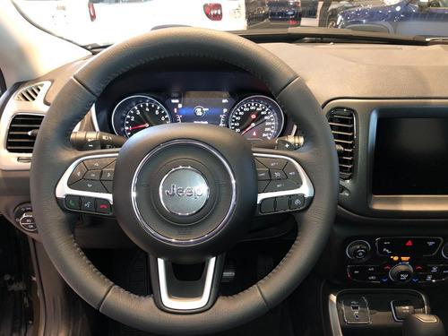 jeep compass 19/20  2.0 longitude flex aut. 5p
