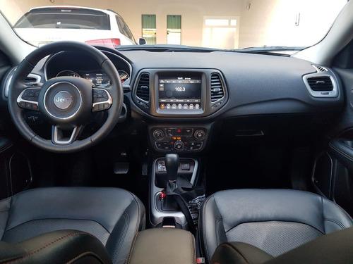 jeep compass 2.0 16v 4p longitude flex automático