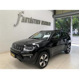 Jeep Compass 2.0 16v Diesel Longitude 4x4 Automático 2017/20