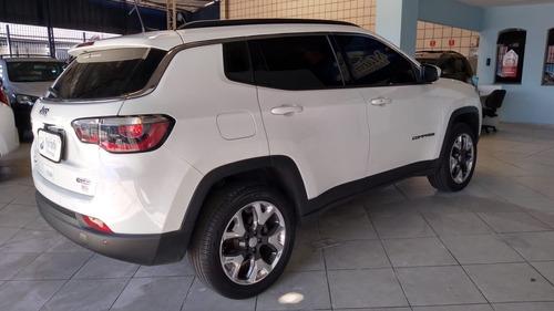 jeep compass 2.0 16v diesel longitude 4x4 automático 2019