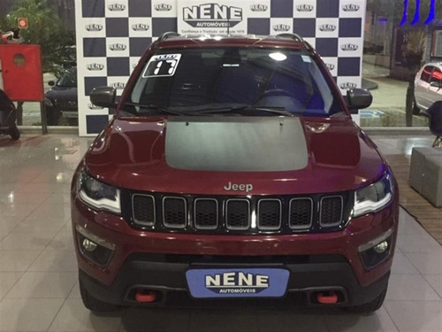 jeep compass 2.0 16v diesel trailhawk 4x4 automático 2016/20