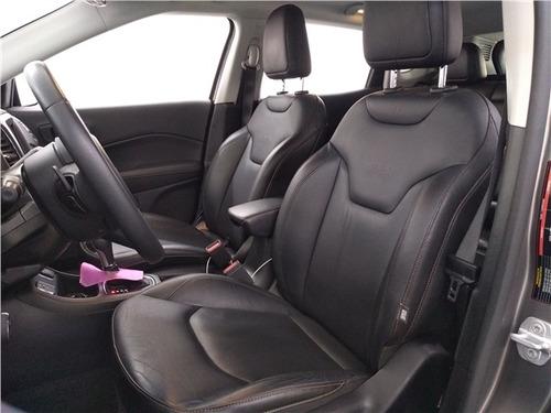 jeep compass 2.0 16v flex longitude automático