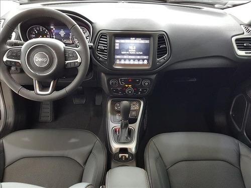 jeep compass 2.0 16v longitude aut. 5p 2019 okm