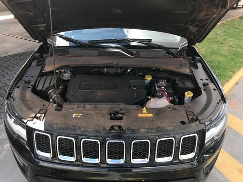 jeep compass 2.0 4x4 automatico diesel - unica dona