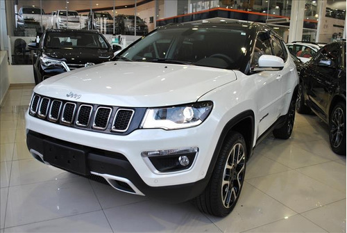 jeep compass 2.0 4x4 limited diesel automático