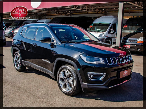 jeep compass 2.0 limited 16v 2018