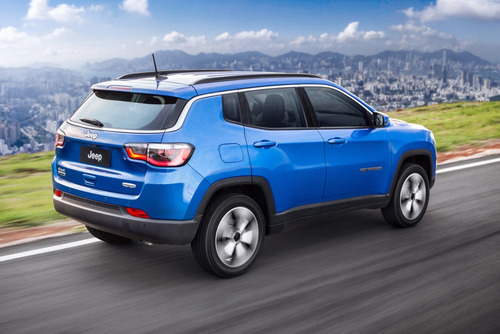 jeep compass 2.0 limited aut. 5p 2019