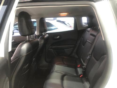 jeep compass  2.0 limited (aut) (flex) flex automático