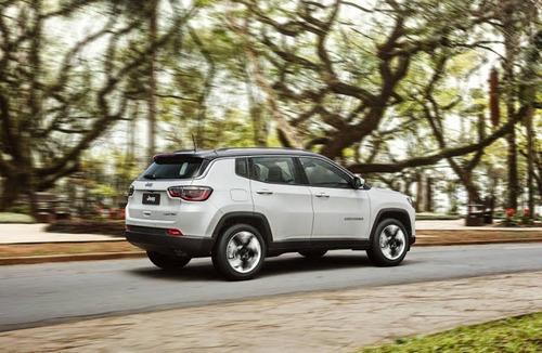 jeep compass 2.0 limited flex 2018 0km
