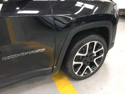 jeep compass 2.0 limited flex aut. 2018! kit hightech!!