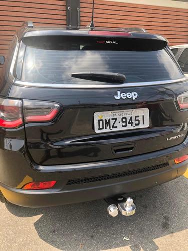 jeep compass 2.0 limited flex aut. 5p 2019
