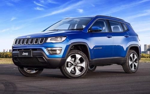 jeep compass 2.0 longitude 4x4 diesel 2018 0km