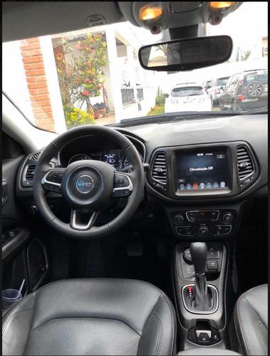 jeep compass 2.0 longitude aut. 5p 2018