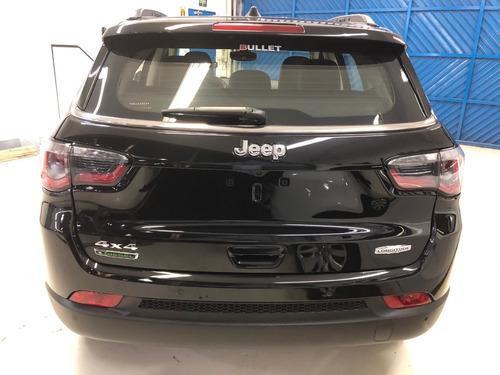 jeep compass 2.0 longitude aut. 5p diesel blindado niiia