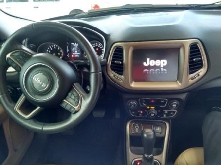 jeep compass  2.0 longitude (aut) (flex) flex automático