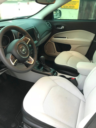 jeep compass 2.0 longitude automatica blindada nivel iiia
