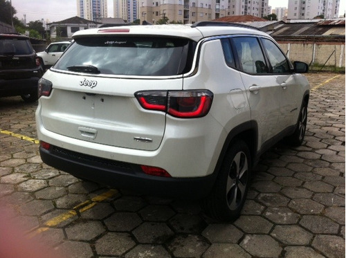 jeep compass 2.0 longitude flex 2018
