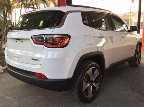 jeep compass 2.0 longitude flex 2019