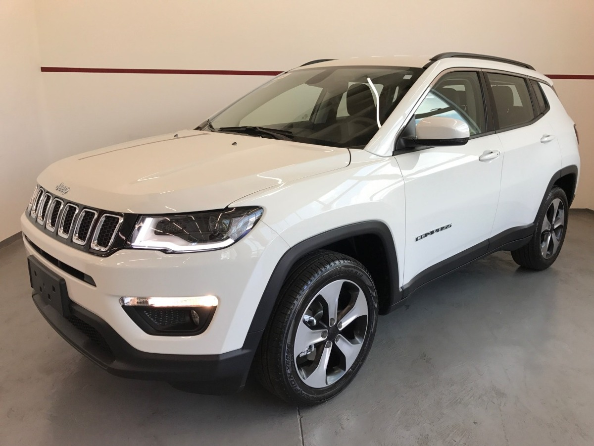 jeep compass 2 0 longitude flex aut 2018 18 zero km r em mercado libre. Black Bedroom Furniture Sets. Home Design Ideas