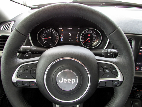 jeep compass 2.0 longitude flex aut. 2019