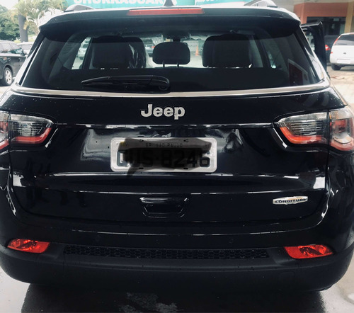 jeep compass 2.0 longitude flex aut. 5p 19/20 **zero km **