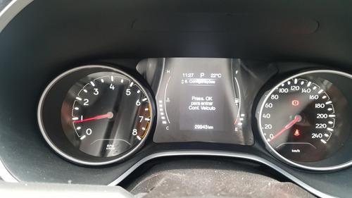 jeep compass 2.0 longitude flex aut. 5p 2017