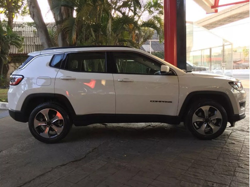 jeep compass 2.0 longitude flex aut. 5p